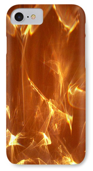IPhone Case featuring the photograph Reflected Angel by Leena Pekkalainen