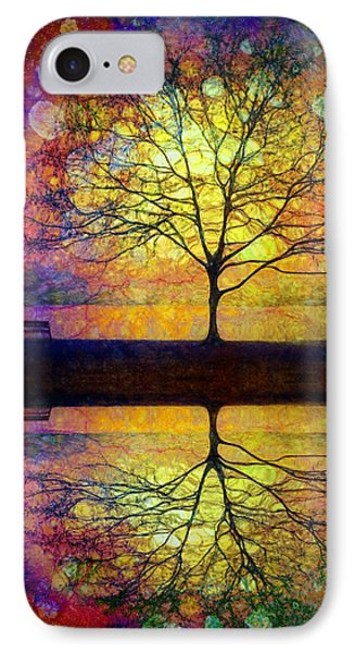Reflected Dreams IPhone Case by Tara Turner