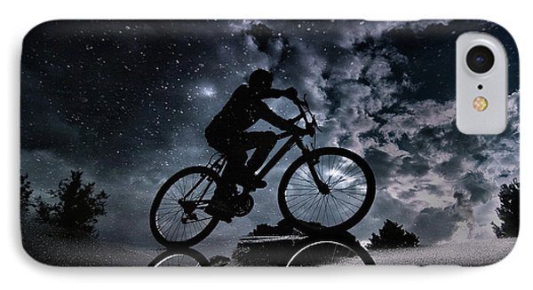 Reflected In The Stars... IPhone Case