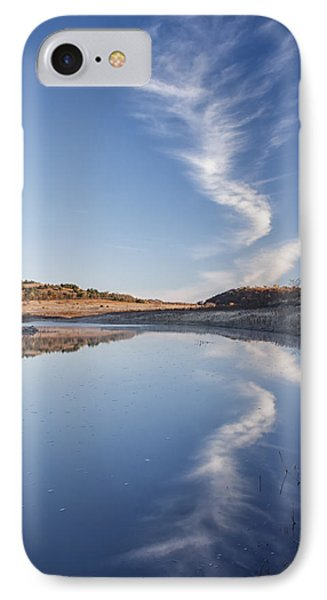 Reflected IPhone Case by Scott Bean