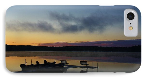 Reflecting Lake IPhone Case by Bruce Bley