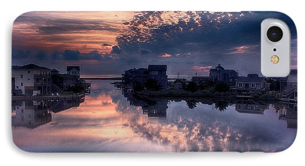 Reflecting On North Carolina IPhone Case by Tony Cooper