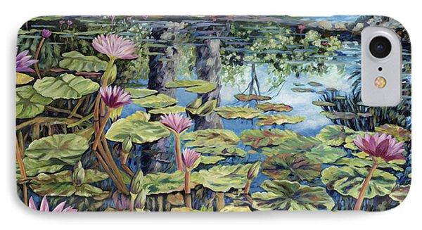 Reflecting Pond IPhone Case
