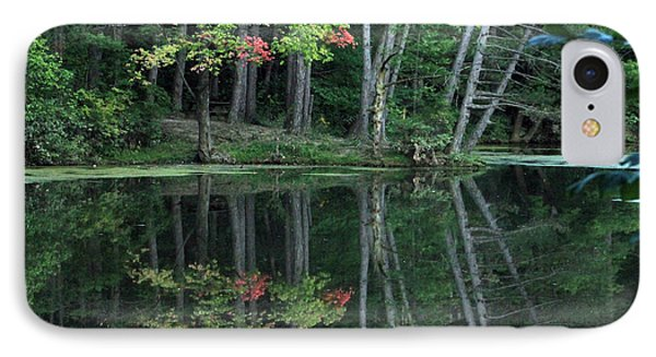 Reflection IPhone Case by Bruce Patrick Smith