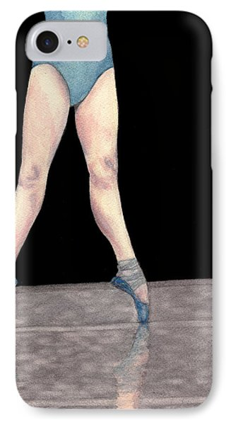 Reflection En Pointe IPhone Case