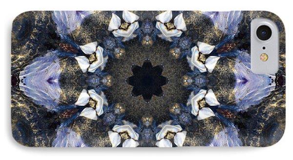 Reflection  Kaleidoscope IPhone Case by Jordan Blackstone