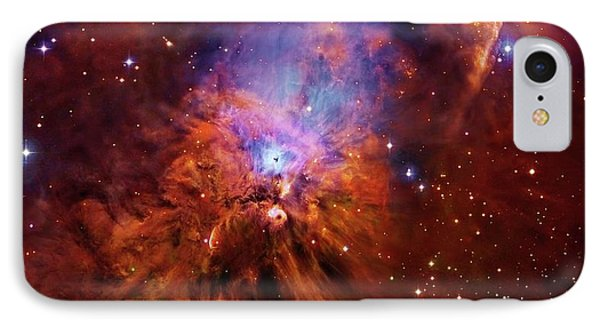 Reflection Nebula Ngc 1999 IPhone Case by Robert Gendler