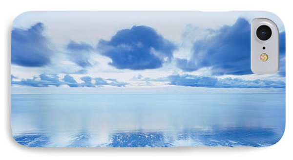 Reflection Of Clouds On Water, Foxton IPhone Case