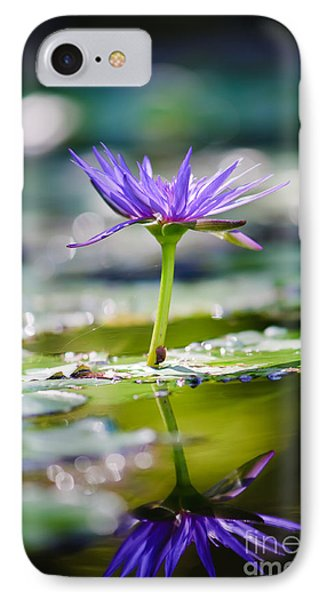 Reflection Of Life Phone Case by Charles Dobbs