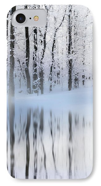 Reflection On A Dream Collingwood, On IPhone Case by Andrea Kollo