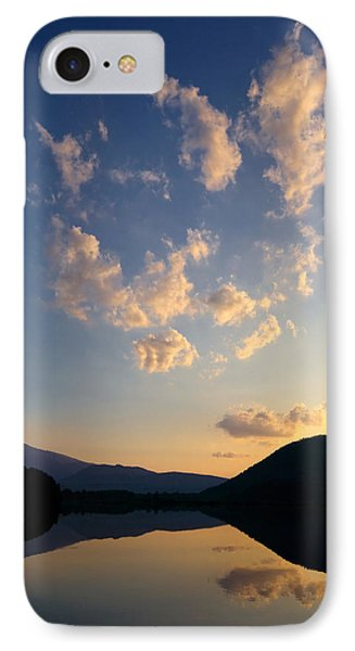 Reflection Pond New Hampshire IPhone Case by Stephanie McDowell