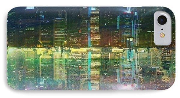 Reflection Water Skyline Phone Case by PainterArtist FIN