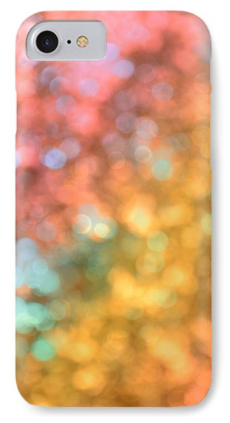 Reflections - Abstract  IPhone Case by Marianna Mills