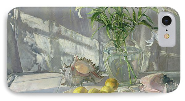 Reflections And Shadows  IPhone Case by Timothy  Easton
