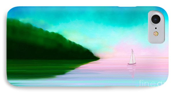 Reflections IPhone Case by Anita Lewis