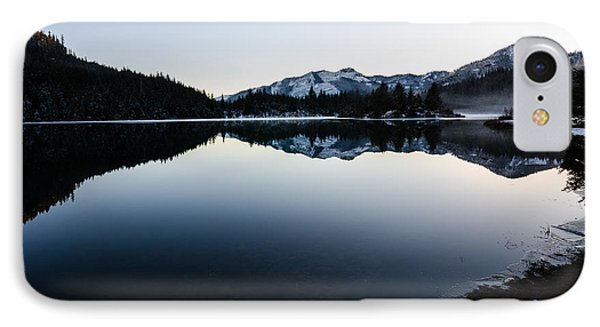 Reflections At Gold Creek Pond Phone Case by Brian Xavier