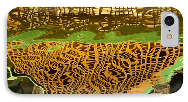 Reflections Baroque 3  IPhone Case by Lynda Lehmann
