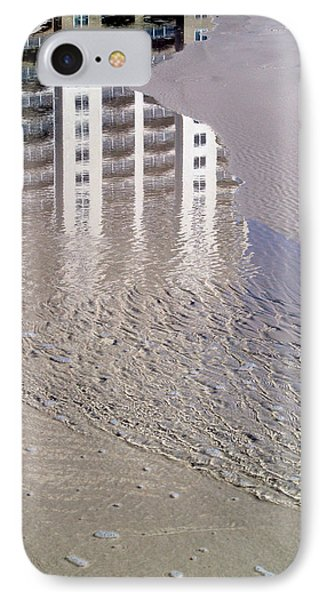 Reflections IPhone Case by Deborah Hughes