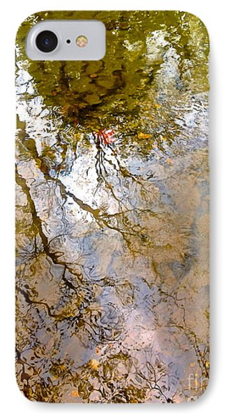 Reflections Phone Case by Delona Seserman