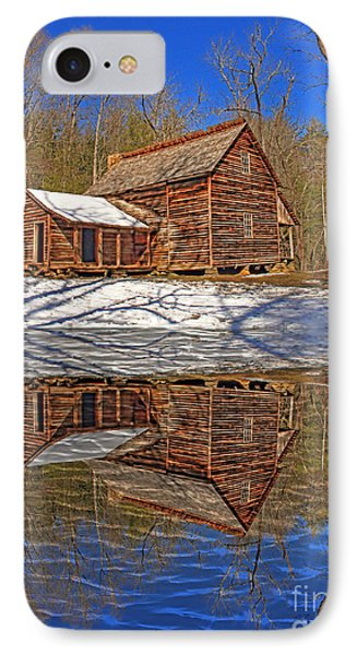 Reflections Phone Case by Geraldine DeBoer