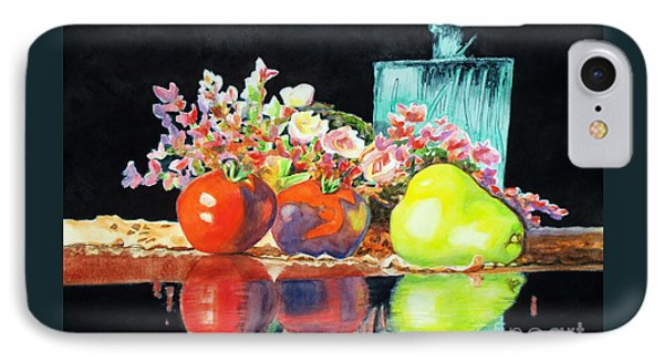 Reflections In Color Phone Case by Kathy Braud