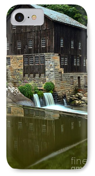 Reflections In Rock Creek IPhone Case by Adam Jewell