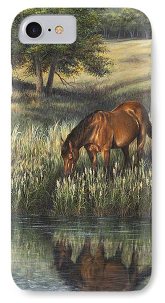 Reflections IPhone Case by Kim Lockman