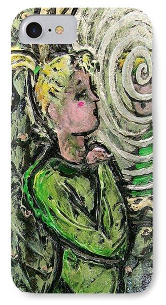 Reflections Phone Case by Maria Valladarez