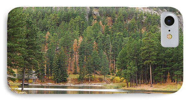 Reflections IPhone Case by Mary Carol Story