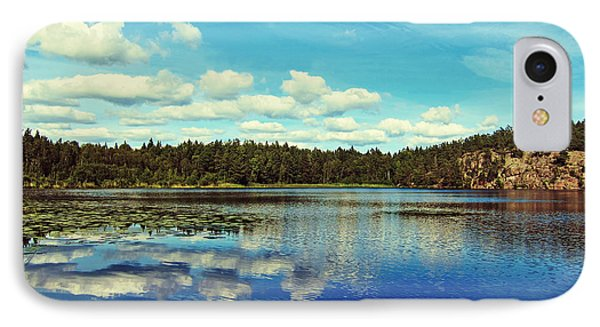 Reflections Of Nature Phone Case by Nicklas Gustafsson
