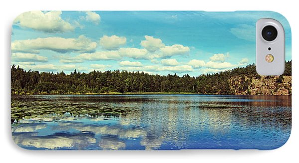 Reflections Of Nature IPhone Case by Nicklas Gustafsson