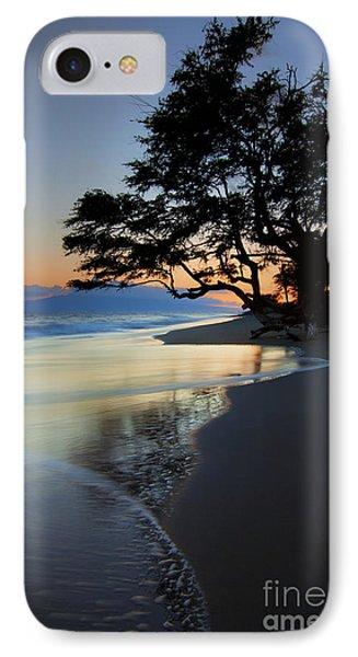 Reflections Of One Phone Case by Mike  Dawson