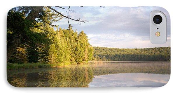 Reflections On Canisbay Lake IPhone Case