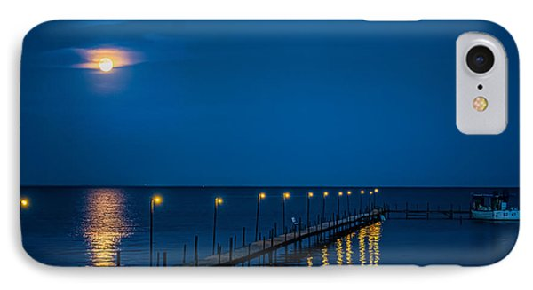 Reflections On Mille Lacs IPhone Case