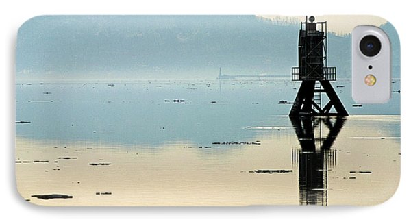 Reflections On The Hudson River IPhone Case