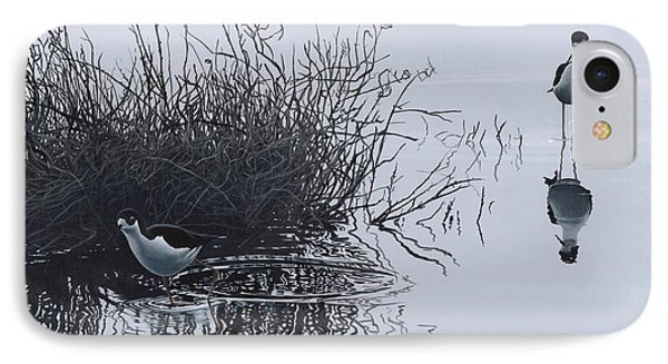 Reflections Phone Case by Peter Mathios