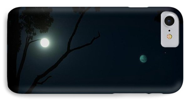 Reflections Phone Case by Russell  King