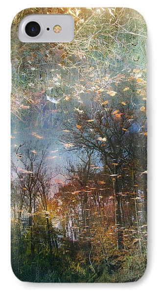 IPhone Case featuring the photograph Reflective Waters by John Rivera