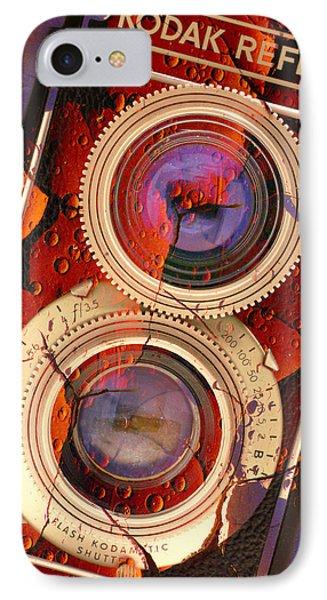 Kodak Reflex II IPhone Case by Mike McGlothlen