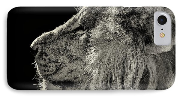 Regal IPhone Case by Julie Clements
