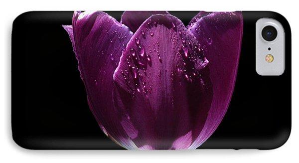 Regal Purple IPhone Case