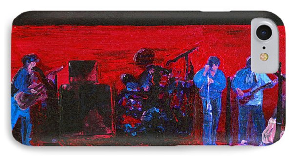 Rehearsal Phone Case by Alys Caviness-Gober