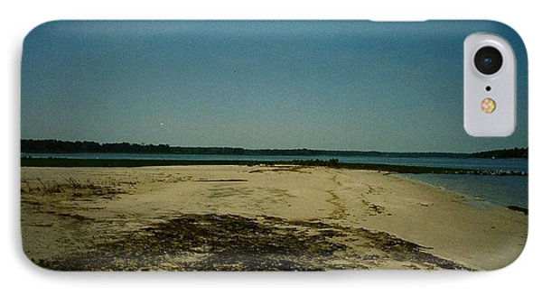 Rehoboth Bay Beach IPhone Case by Amazing Photographs AKA Christian Wilson