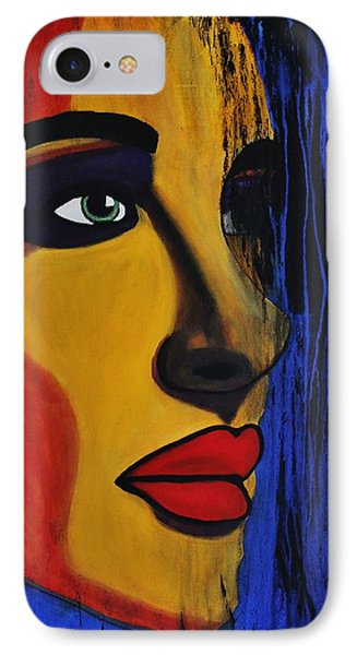Reign Over Me 2 Phone Case by Michael Cross