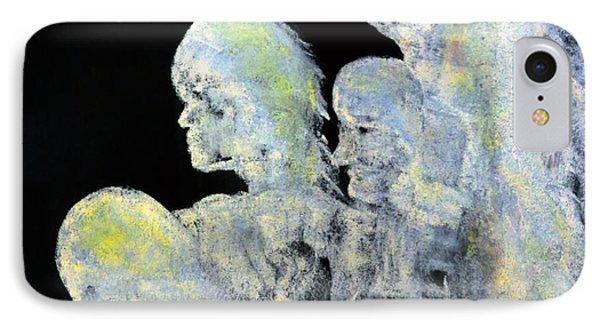 Reincarnation IPhone Case by Katie Black