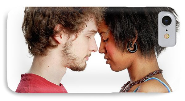 Relationship IPhone Case by Aj Photo
