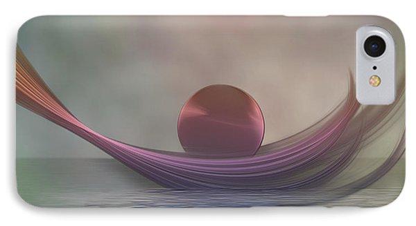 IPhone Case featuring the digital art Relax by Gabiw Art