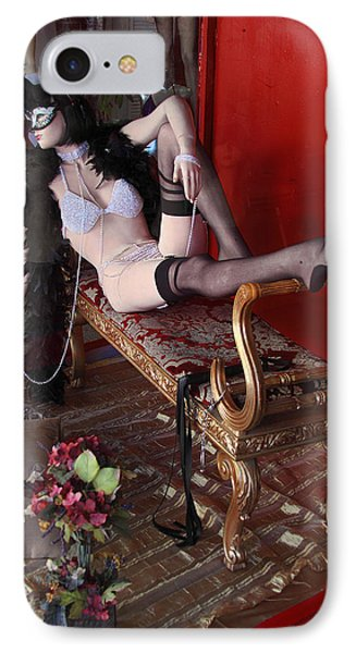 Relaxing For The Moment Phone Case by Viktor Savchenko