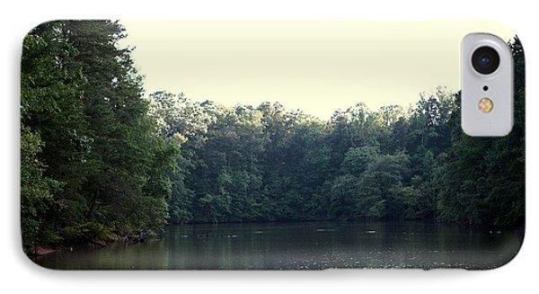 Relaxing Lake Landscape IPhone Case by Kim Fearheiley