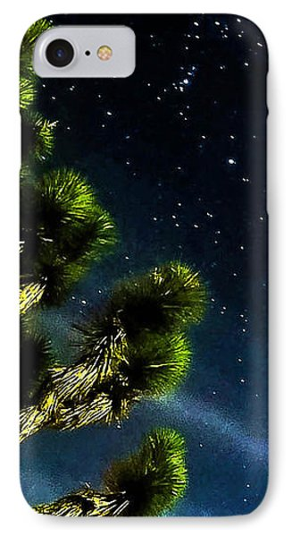 Releasing The Stars IPhone Case by Angela J Wright